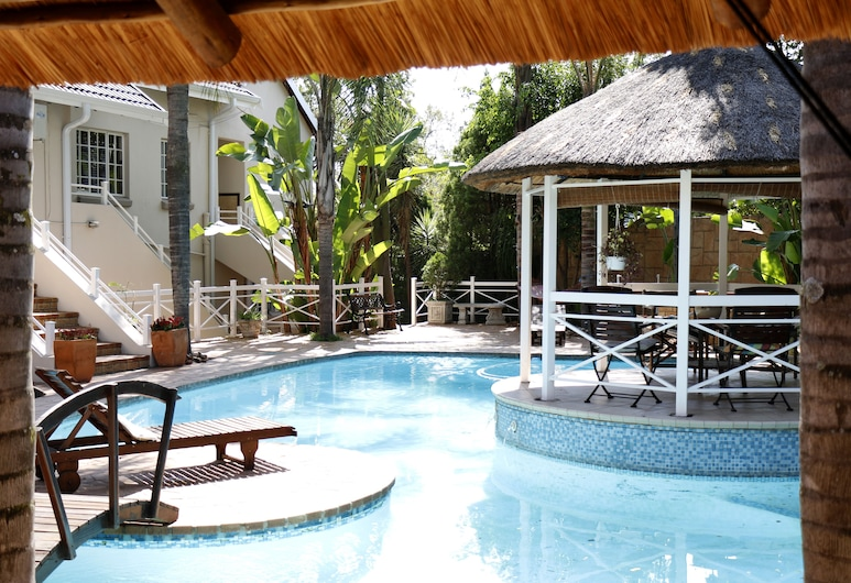 Summerview Guest Lodge, Sandton, Vonkajší bazén