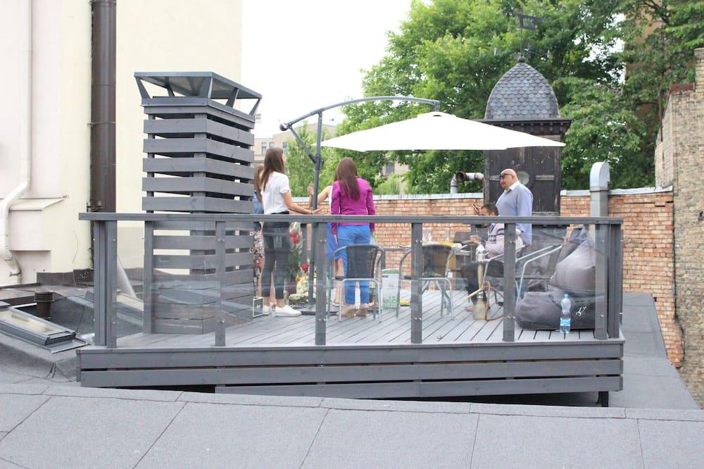 Loft (private) - Balcony