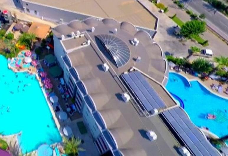 Costa Mare Suites, Мармарис, Вид с воздуха