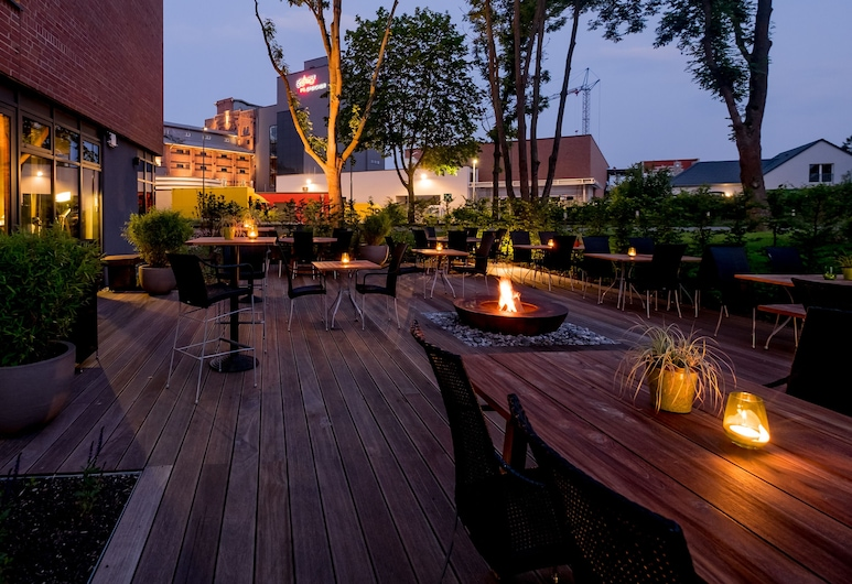 Hotel Freigeist Einbeck, BW Signature Collection, Einbeck, Terraza o patio