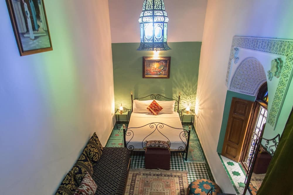Quadruple Room (Fakhita) - Living Area