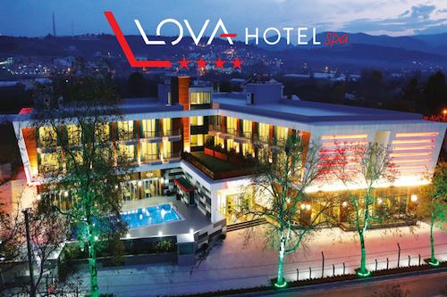 洛瓦水療酒店/