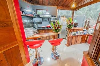 Foto del Eddys Place Bed and Breakfast en Monteverde
