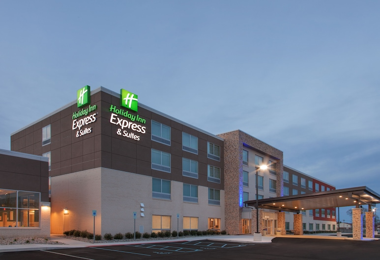 Holiday Inn Express and Suites Detroit/Sterling Heights, Sterling Heights