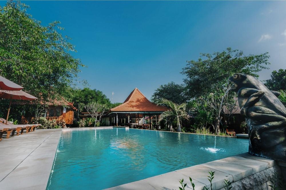 Darsan Lembongan Boutique Cottage Island Outdoor Pool
