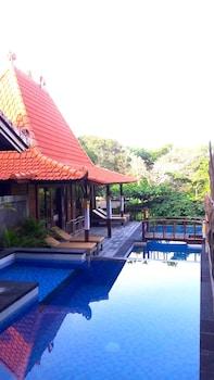 藍夢島達爾桑藍夢精品小屋旅館的圖片