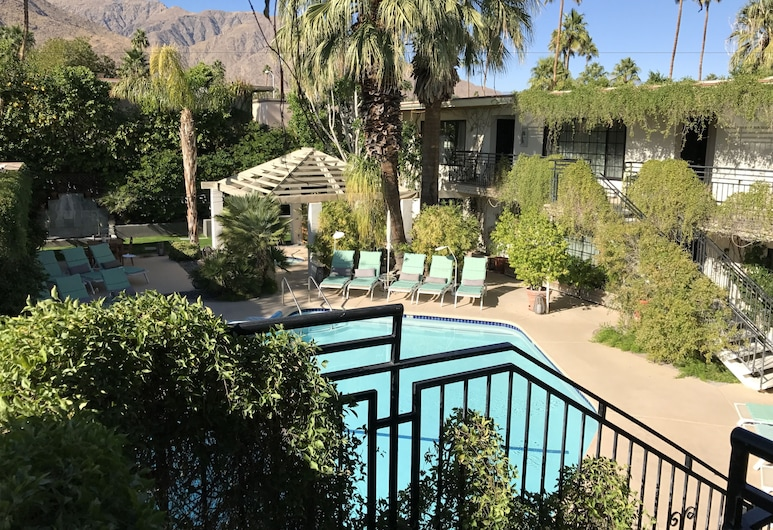 East Canyon Hotel and Spa  - Adults 18+ Only, Palm Springs, Property Grounds
