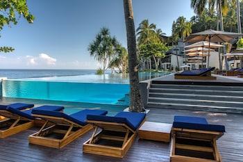 Foto van Katamaran Hotel & Resort in Senggigi