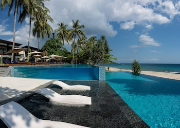 Bild vom Katamaran Resort in Senggigi