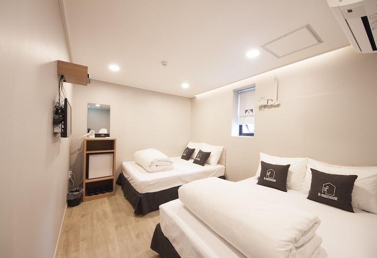 明洞 K 格蘭德飯店 , 首爾, 家庭客房, 客房