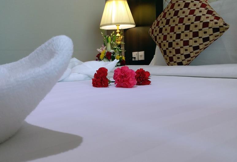 Crystal Palace Hotel, Manama, Estudio Deluxe, 1 habitación, Habitación