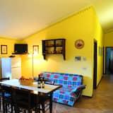 Dzīvokļnumurs, divas guļamistabas (Olivo B) - Dzīvojamā zona