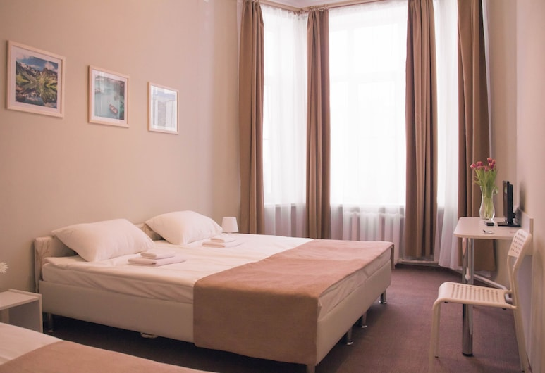 Ars-Hotel, Moscow, Studio, Guest Room