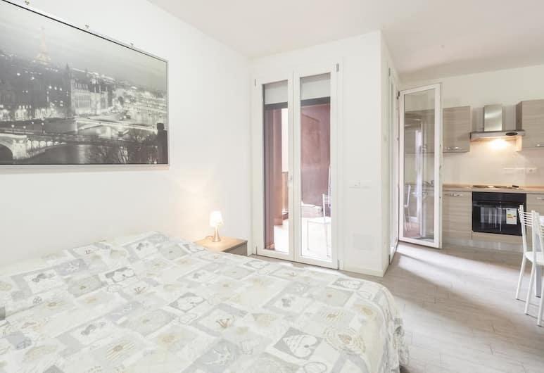 Appartamento Parigi, Bologna, Monolocale, Camera