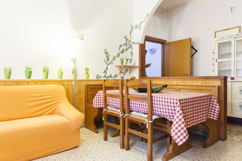 Appartement, 2 chambres - Restauration dans la chambre