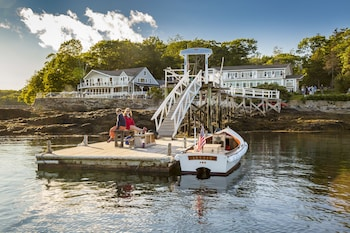 Foto Linekin Bay Resort di Boothbay Harbor