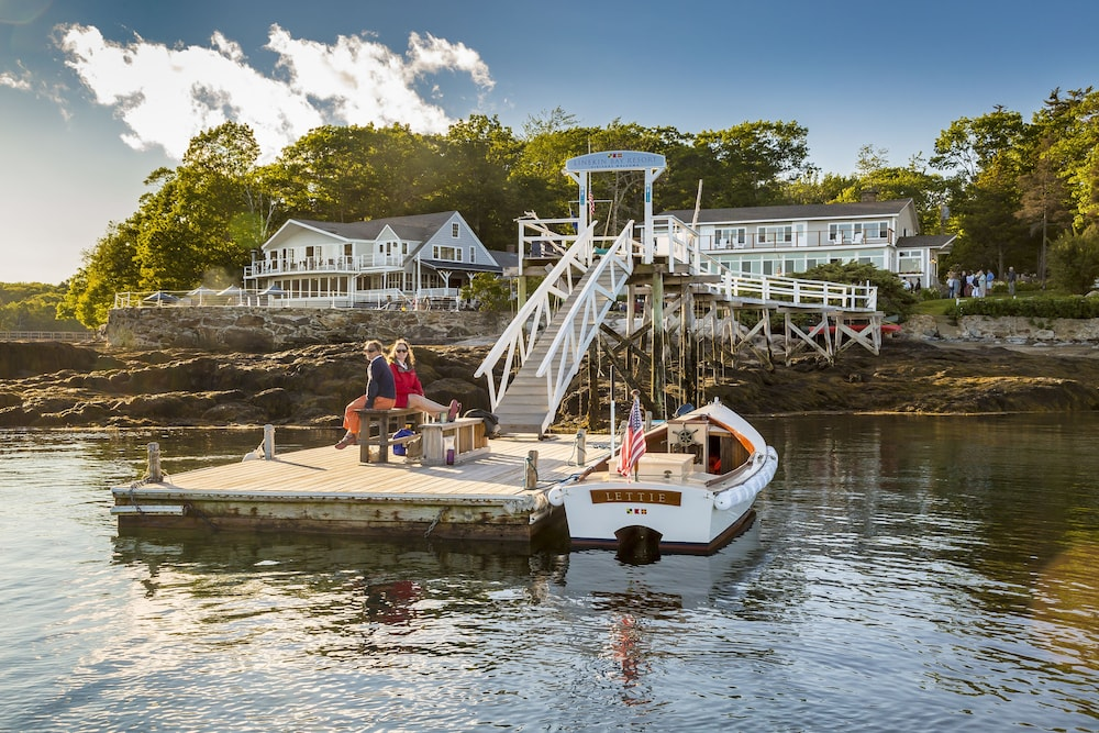 Linekin Bay Resort Boothbay Harbor