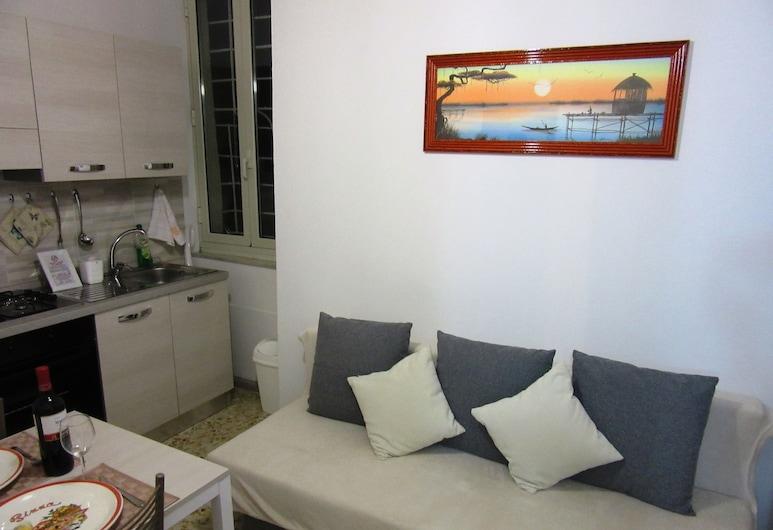 I Gioielli dell' Umbria - Rubino, Zaffiro, Avorio, Perugia, Apartamento Deluxe, 1 Quarto, Cozinha, Vista Cidade, Quarto