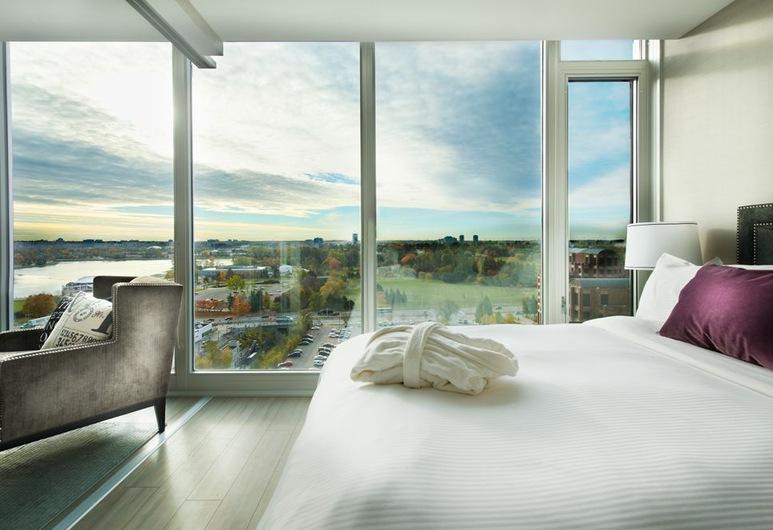 SOHO Residences Champagne, Ottawa, Apartment, 1 Schlafzimmer, Zimmer