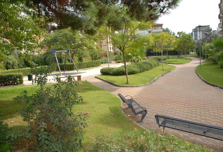 Le Dimore del Sole, Cagliari, Garten