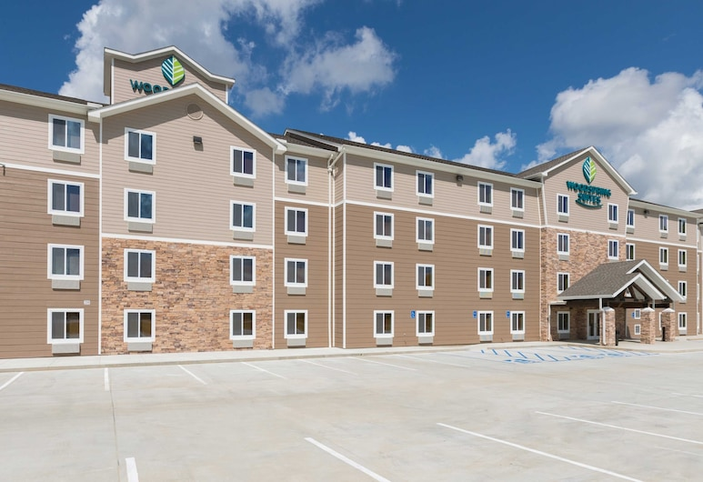 WoodSpring Suites Lafayette, Lafayette, Hotel Front