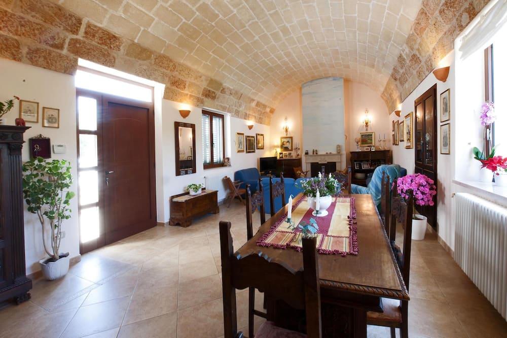 Villa, 3 magamistoaga - Lõõgastumisala