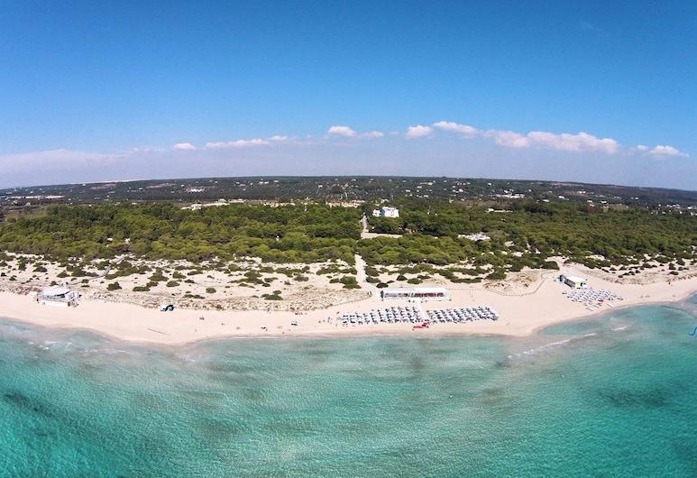 Villetta Pinedo, Ugento, Pláž