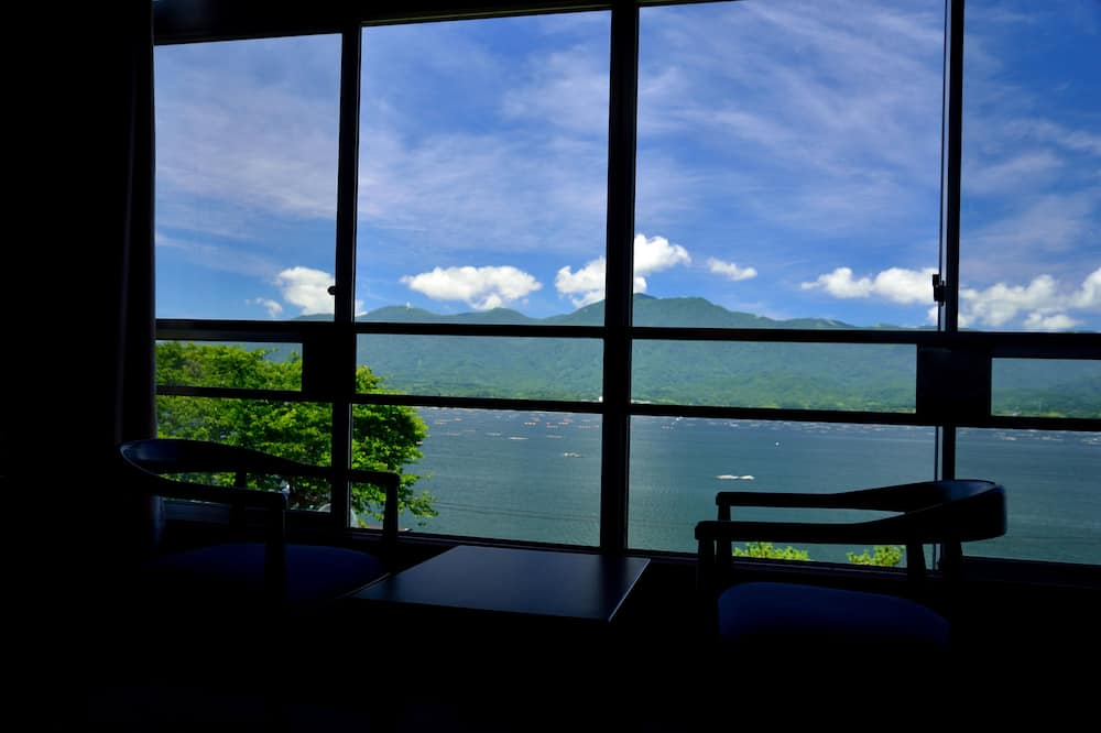 Japanese Style Room for 4 People, Private Bathroom - Guest Room View