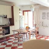 Appartement Standard, 2 chambres, vue océan, vue mer - Salle de séjour