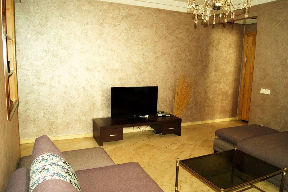Departamento, 1 habitación (2nd floor) - Sala de estar