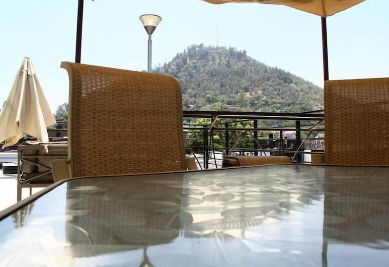 Rado Boutique Hostel, Santiago, Výhľad na hory