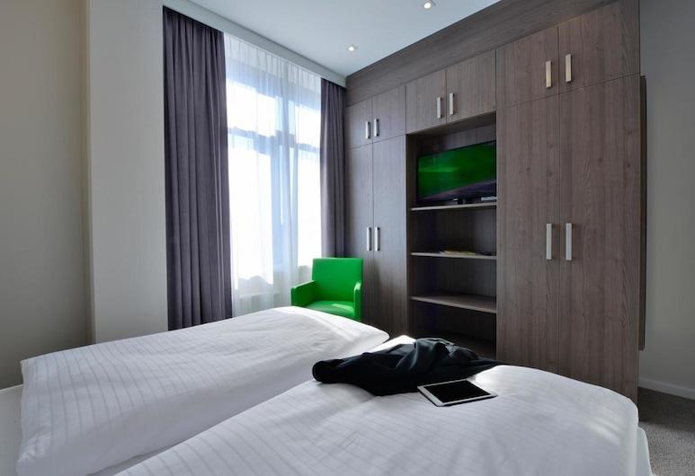 appartello - smarttime living Hamburg, Hamburg, Executive appartement, 1 slaapkamer, niet-roken, Kamer