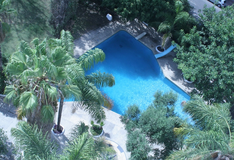Chellah Hotel, Tanger, Välibassein