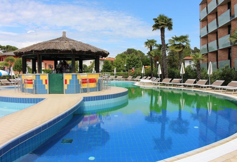 Hotel Mediterranee Family & Spa Hotel, San Michele al Tagliamento, Bazen