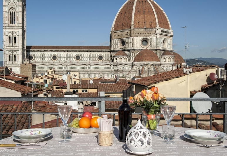 Dante Apartments, Florence, Outdoor Dining