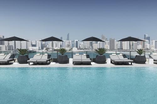 阿布達比美亞島四季飯店/