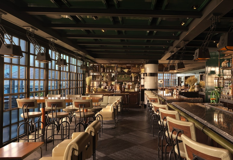 Four Seasons Hotel Abu Dhabi at Al Maryah Island, Αμπού Ντάμπι, Lounge ξενοδοχείου