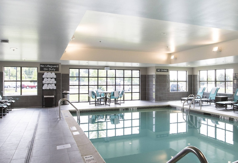 Residence Inn by Marriott Philadelphia Great Valley/Malvern, Malvern, Piscine couverte