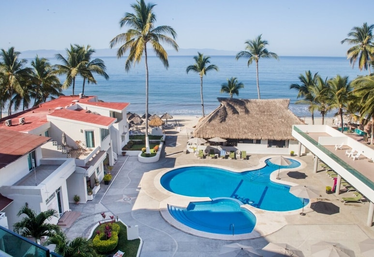 Suites Costa Dorada, Bucerías, Alberca al aire libre