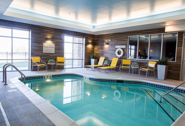 Fairfield Inn & Suites by Marriott Lincoln Southeast, Lincoln, Indoor Pool