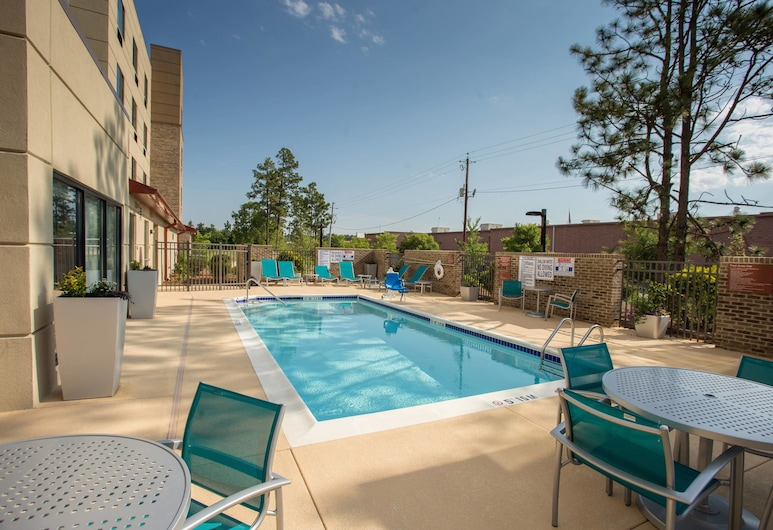 Towneplace Suites Southern Pines Aberdeen, Aberdeen, Sportbereich