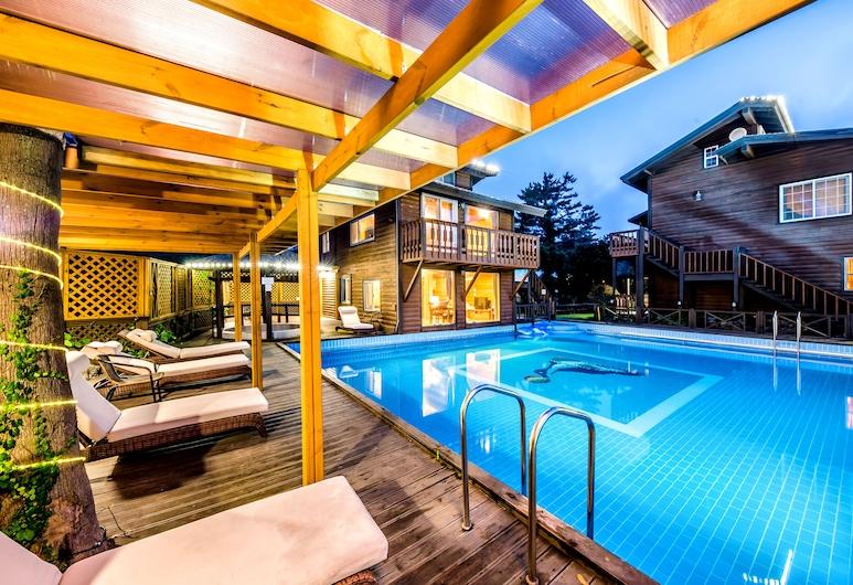 戴恩渡假村, Jeju City, 室外泳池