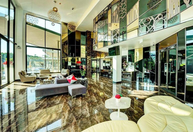 Splendid Hotel Khaoyai, Pak Chong, Tempat Duduk di Lobi