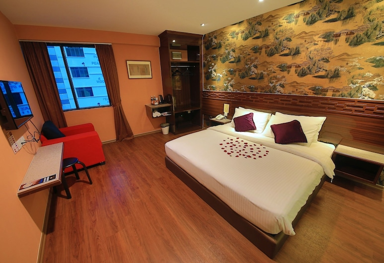 Eton Hotel, George Town, Deluxe King Room, Guest Room
