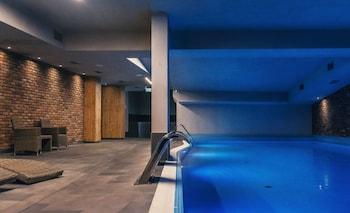 ภาพ Hotel Almond Business & SPA ใน กดันสค์