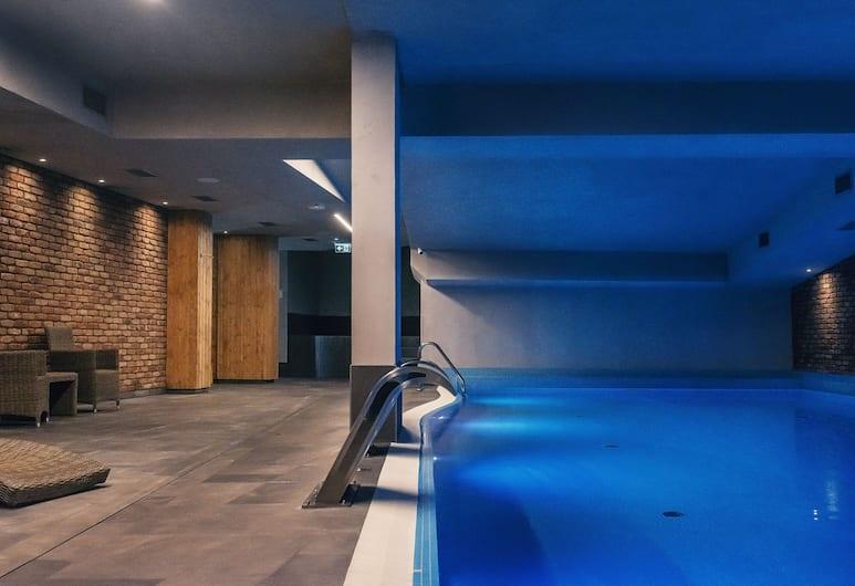 Hotel Almond Business & SPA, Gdansk, Innendørsbasseng