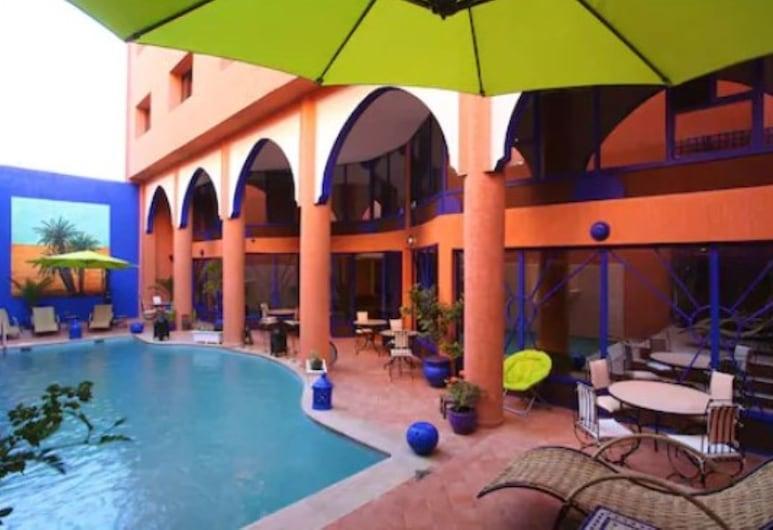 호텔 레스 트루아스 팔미에스 마라케시, 마라케시, 야외 수영장