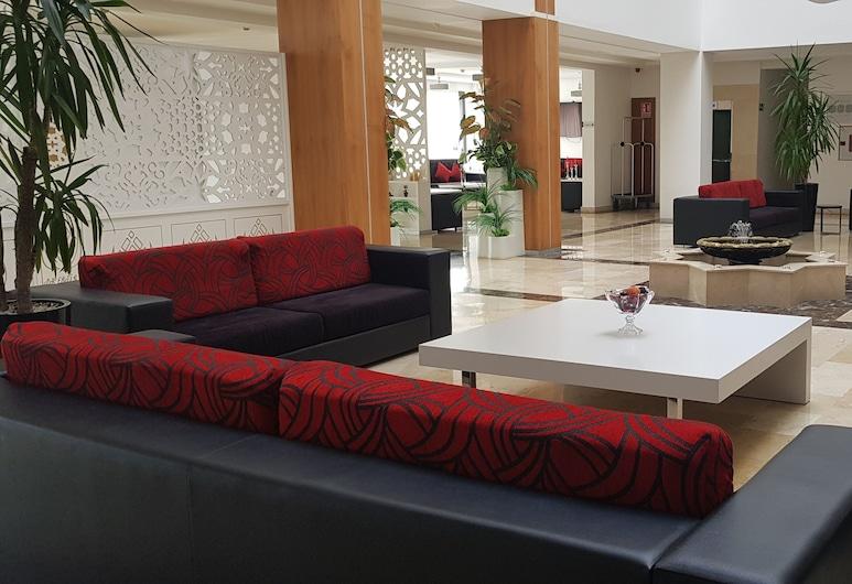 Prestige Hotel, Tetouan, Lobby