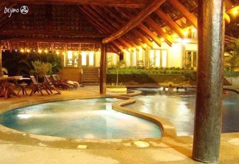 Hotel Palmeras Carrillo Beach, Puerto Carrillo, Bañera de hidromasaje cubierta