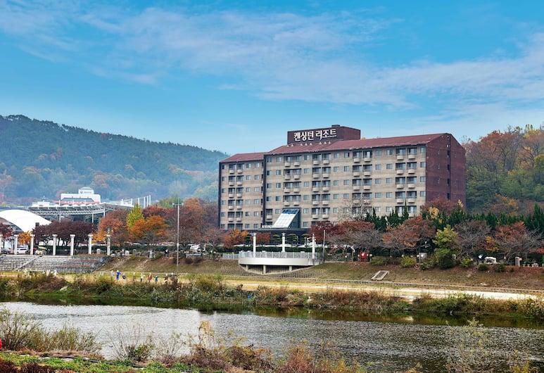 Kensington Resort Jirisan Namwon, Namwon